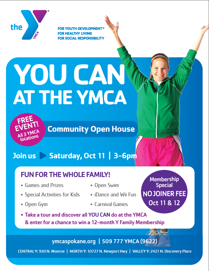 Ymca Community Open House Vetlink
