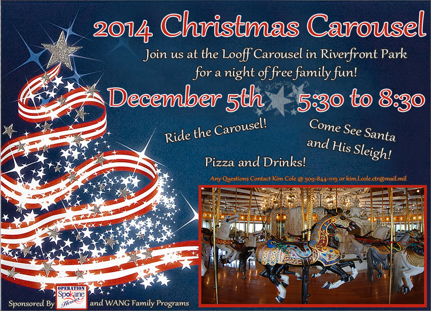 Free Family Fun At The 2014 Christmas Carousel Vetlink